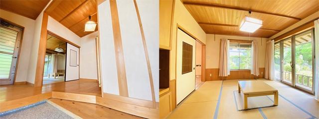 中津川市付知町 中古住宅 室内写真