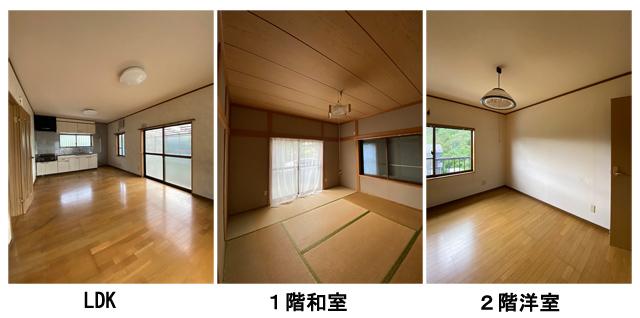 恵那市大井町中古戸建て室内写真1