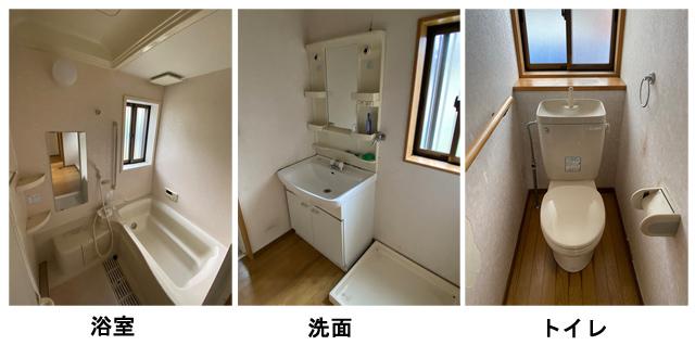 恵那市大井町中古戸建ての室内写真2