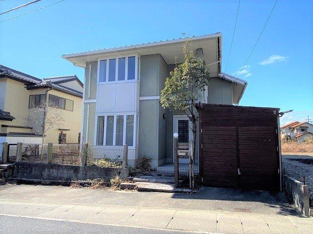 多治見市希望ケ丘4丁目中古住宅 外観写真