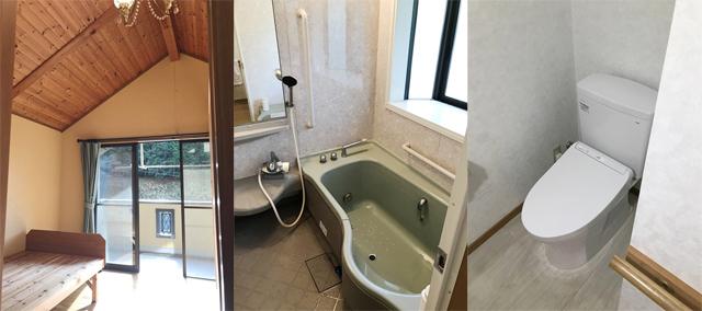 中津川市山口 中古住宅 室内写真