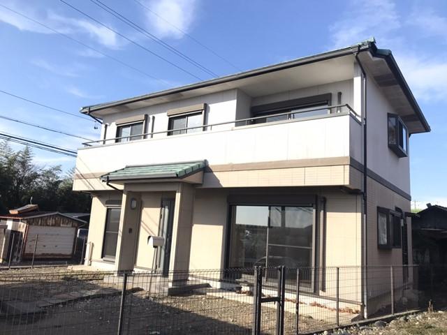 美濃加茂市下米田中古住宅 外観写真