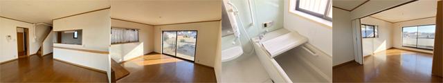 美濃加茂市下米田の中古戸建て 室内写真