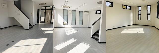 恵那市大井町 貸し事務所 室内写真