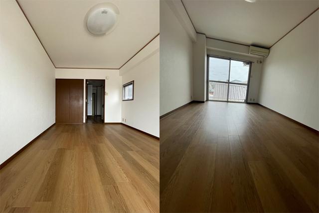 賃貸アパート CASA MIA 室内写真
