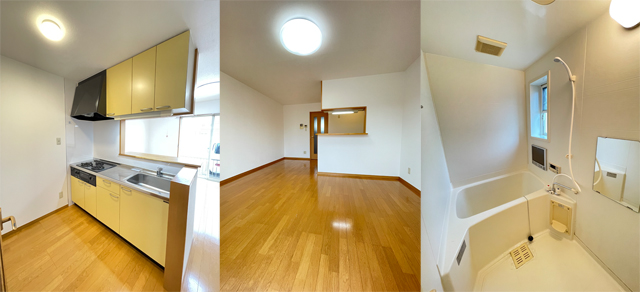 賃貸アパート ブリックハウスいずみ 室内写真1